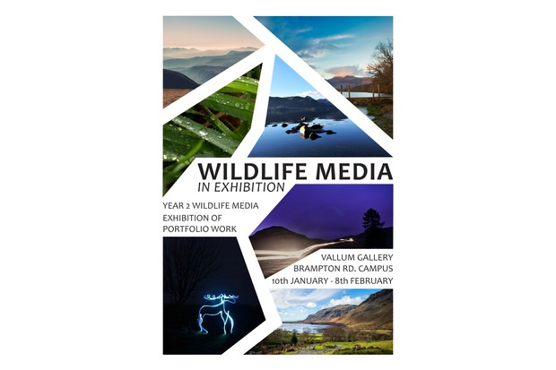 Wildlife Media in Exhibition
