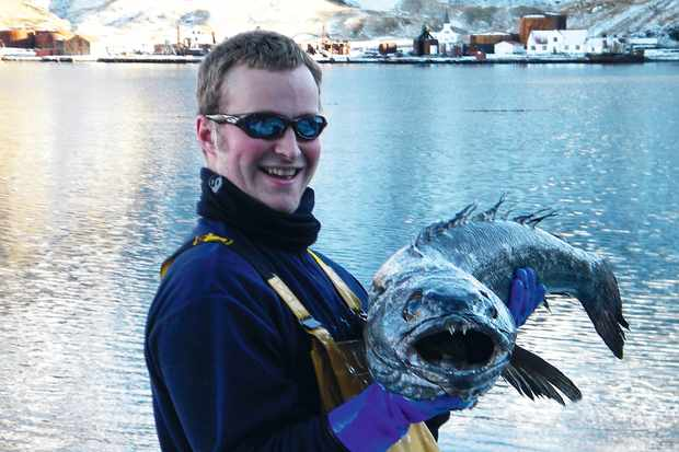 Marine biologist Dr William Reid discusses his research on Antarctic wildlife