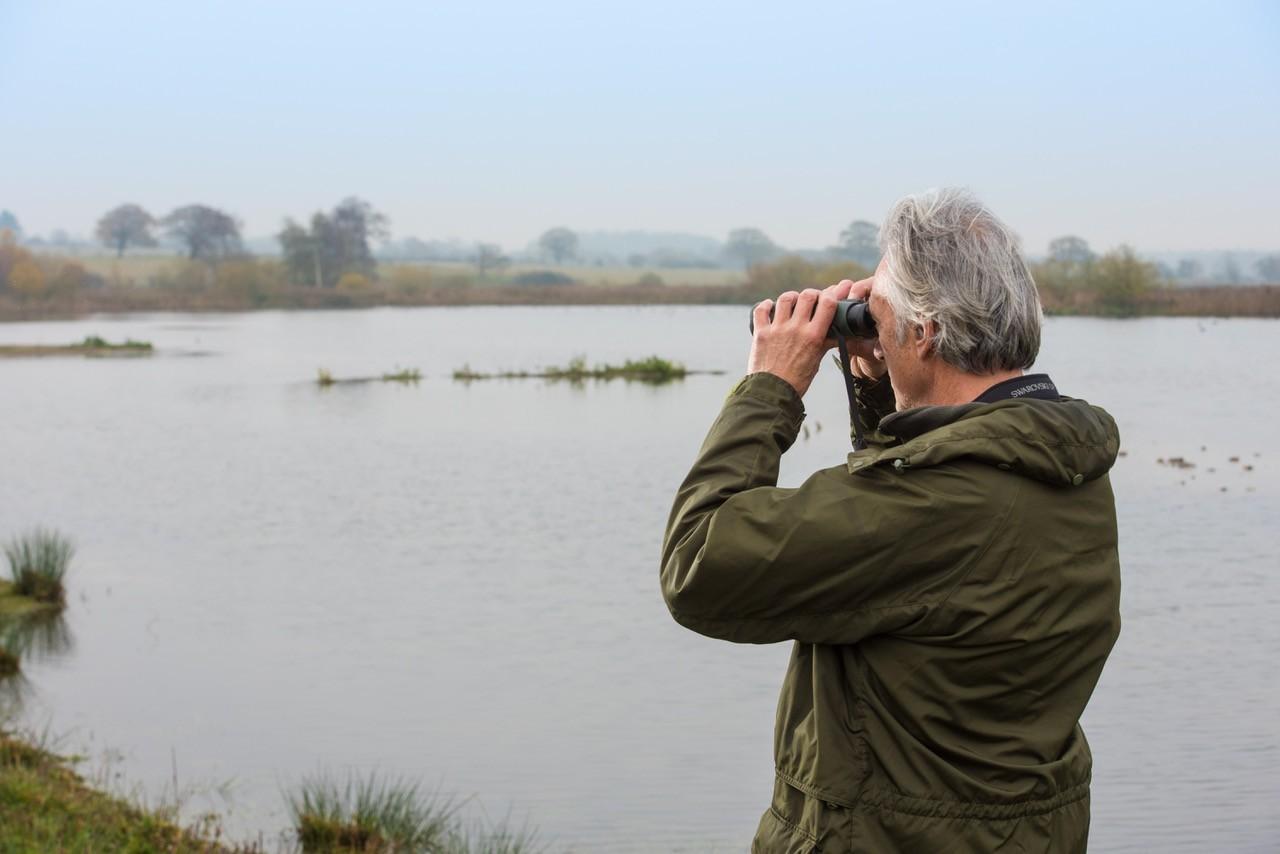2019 Norfolk Bird and Wildlife Fair Pensthorpe Launch. Photo : Steve Adams