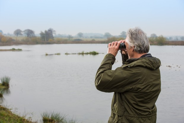 2019 Norfolk Bird and Wildlife Fair Pensthorpe Launch. Photo : Steve Adams