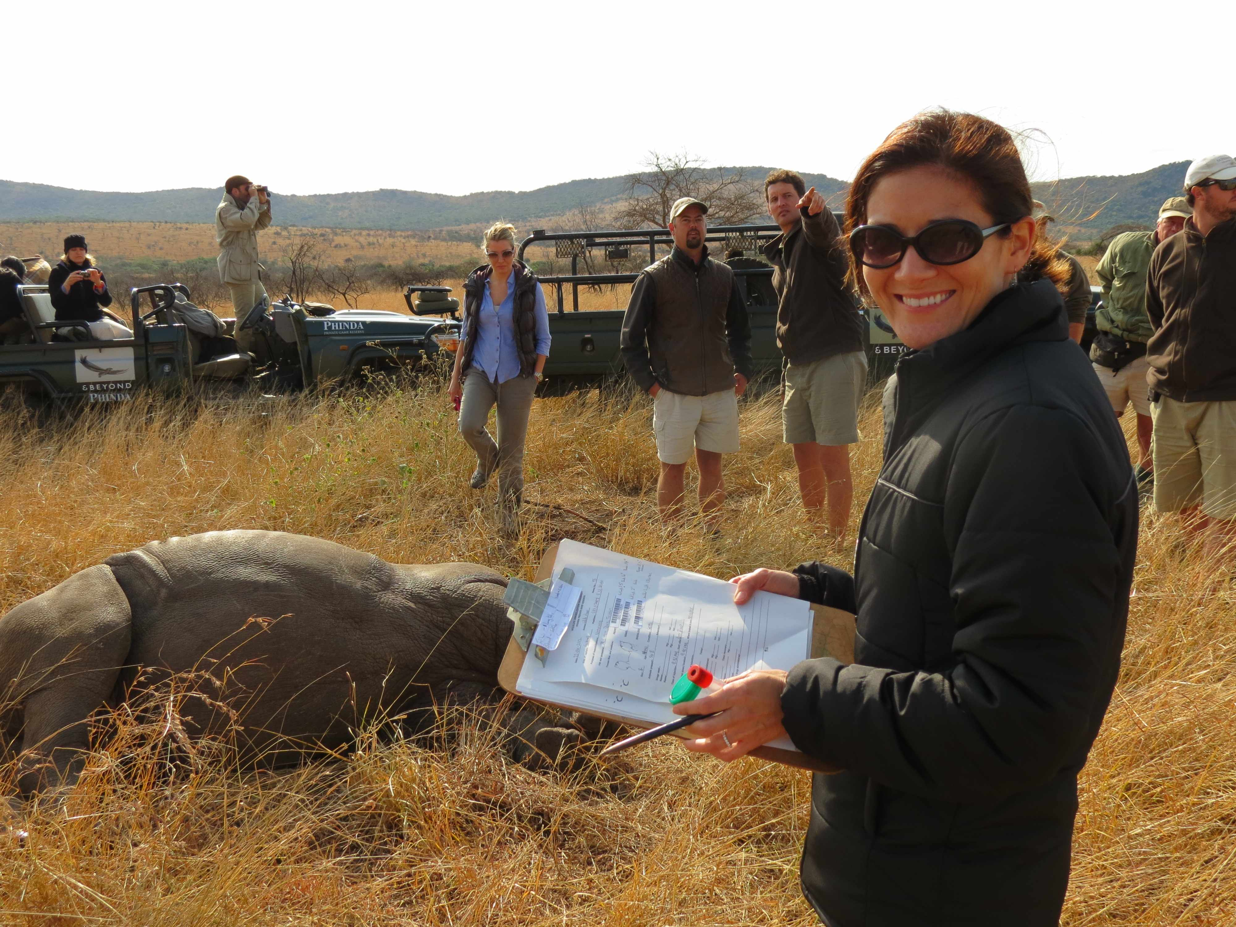 African Conservation Experience - Anna Driver