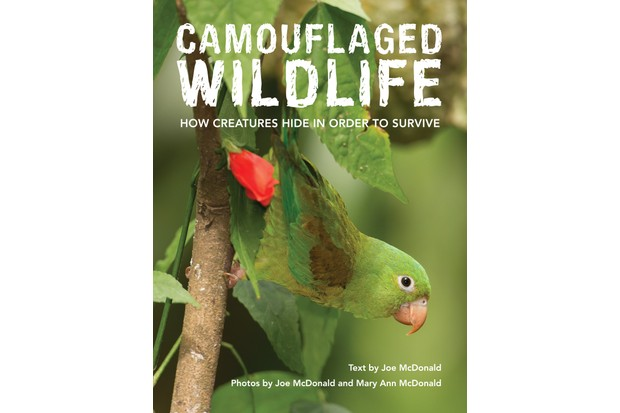 Camouflaged Wildlife: How creatures hide in order to survive © Joe and Mary Ann McDonald