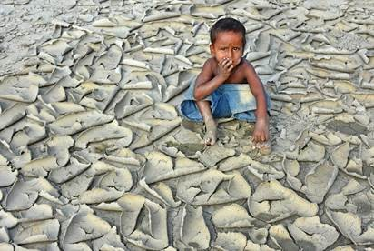Dryness by Chinmoy Biswas, 2018, Environmental Photographer of the Year.