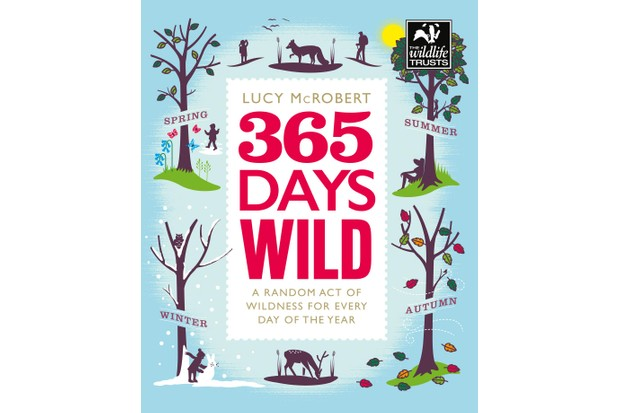 365 Days Wild by Lucy McRobert