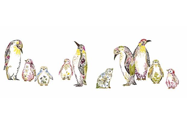 Penguins. © Helen Ahpornsiri