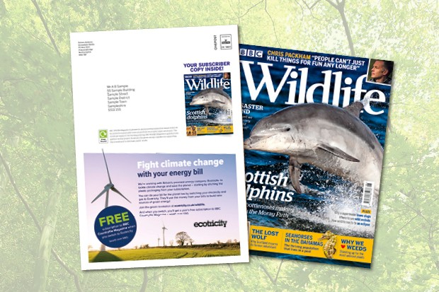 BBC Wildlife June issue