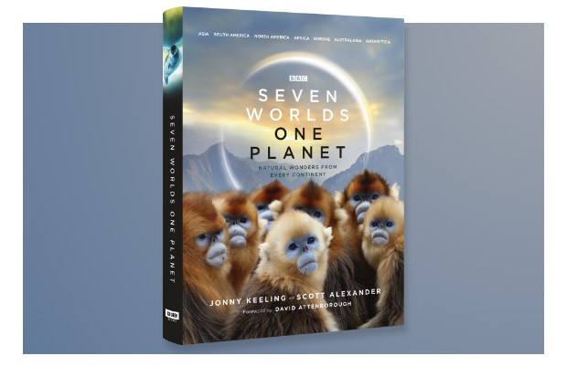 Seven Worlds, One Planet book