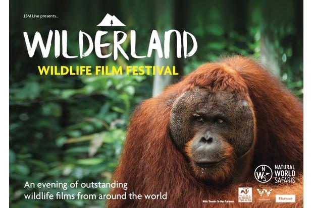 Wilderland Wildlife Film Festival poster