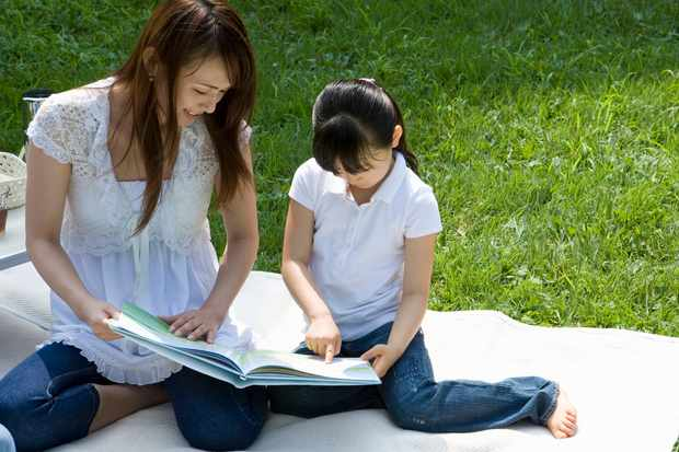 40+ wildlife and nature books for children and teenagers