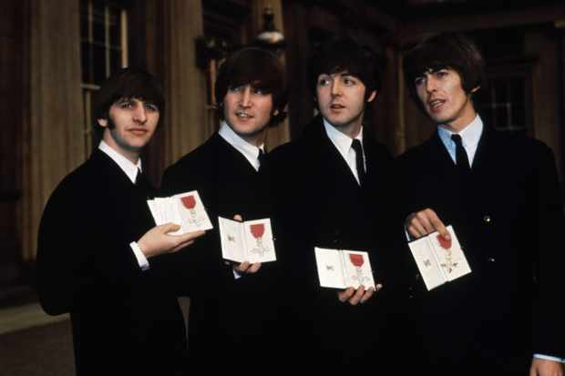 New beetle species named after The Beatles