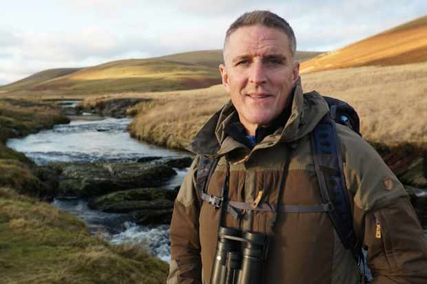 When is Iolo: The Last Wilderness of Wales on TV?