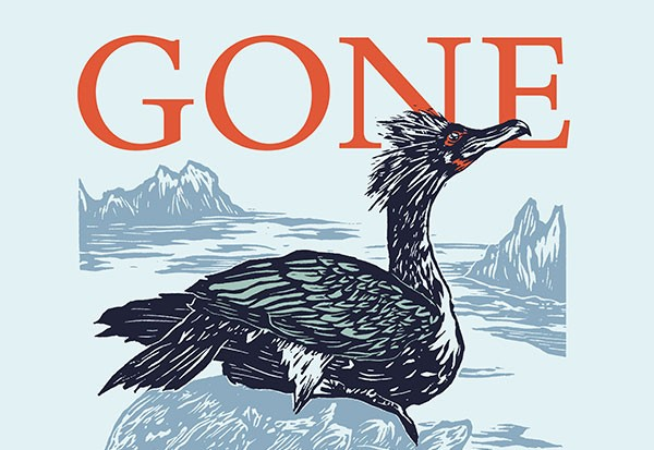 Win a hardback copy of Michael Blencowe's new book, Gone!
