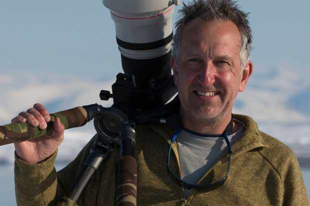 BBC Wildlife launches a new wildlife photography series by Mark Carwardine
