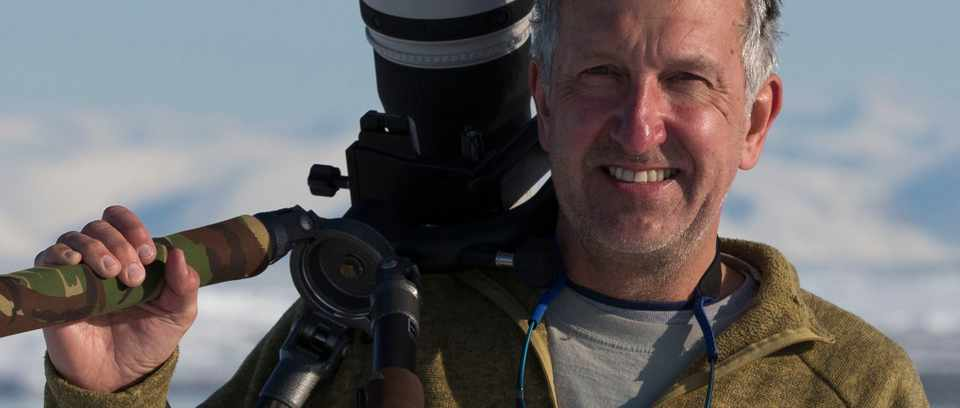 Mark Carwardine is the presenter of the BBC Wildlife Photography Masterclass series