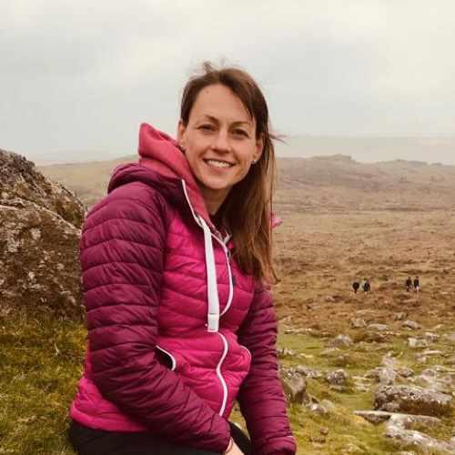 Sarah McPherson headshot