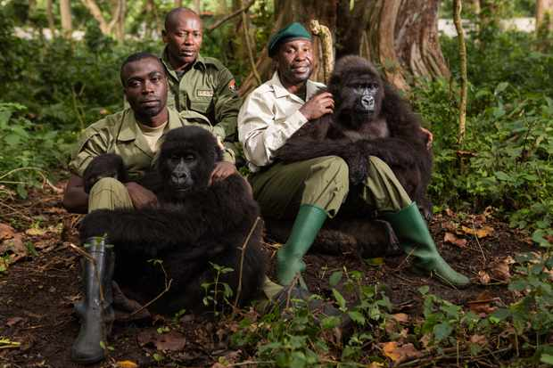 Wildlife rangers: why they are nature's first responders, and why they need more support