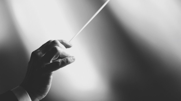 What does a conductor do?
