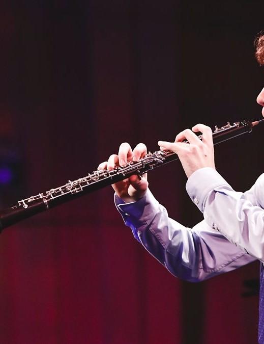 Oboist Ewan Millar: BBC Young Musician 2020