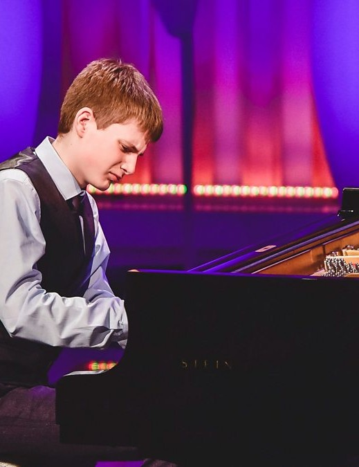 Pianist Thomas Luke: BBC Young Musician 2020