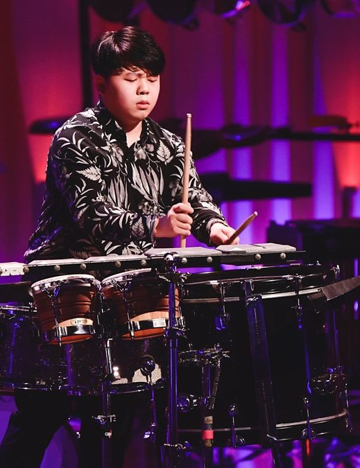Percussionist Fang Zhang: BBC Young Musician 2020