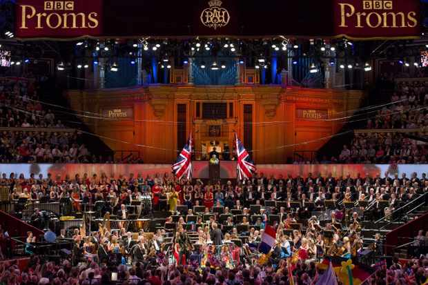 Why are the BBC Proms called the Proms?