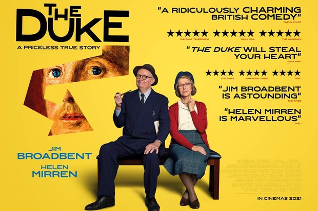 The Duke with Jim Broadbent and Helen Mirren: who wrote the music and can you buy the soundtrack?