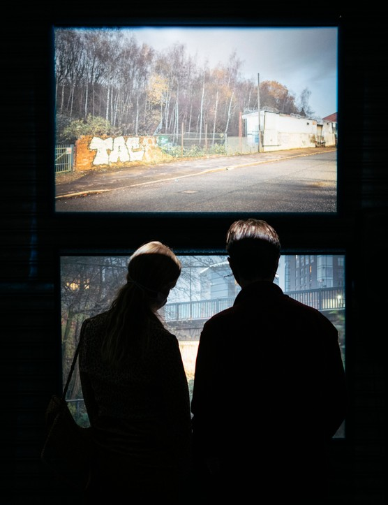 3. Dark Days, Luminous Nights at The White Hotel, Salford. Photo by Drew Forsyth © Manchester Collective