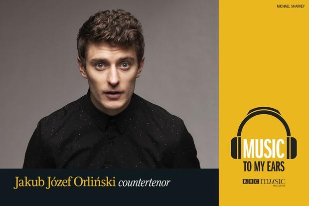 Music to my Ears Podcast: Countertenor Jakub Józef Orliński