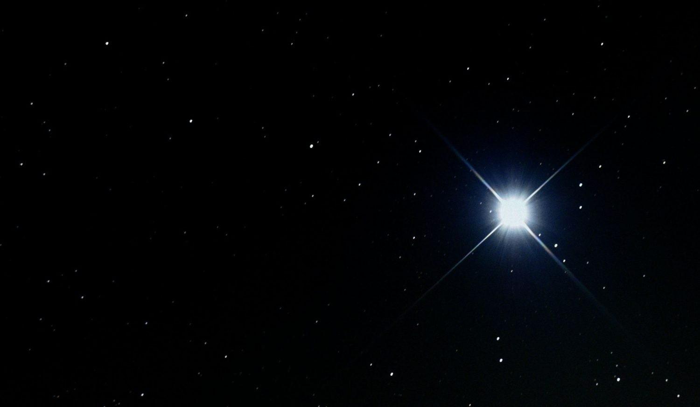 Sirius, by Mellostorm, https://en.wikipedia.org/wiki/Sirius#/media/File:Sirius.jpg, CC BY-SA 3.0