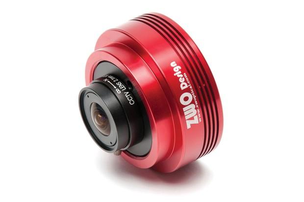 ZWO ASI120MM monochrome camera