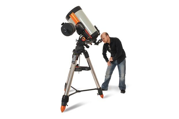 Celestron CGEM DX 1400 HD review - Telescopes - Reviews