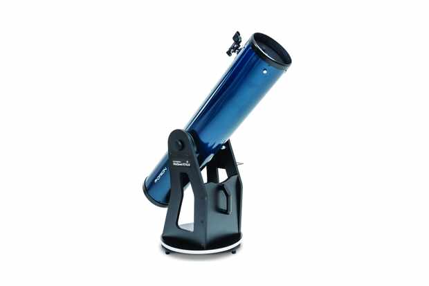 Orion SkyQuest XT8 PLUS dobsonian telescope full header