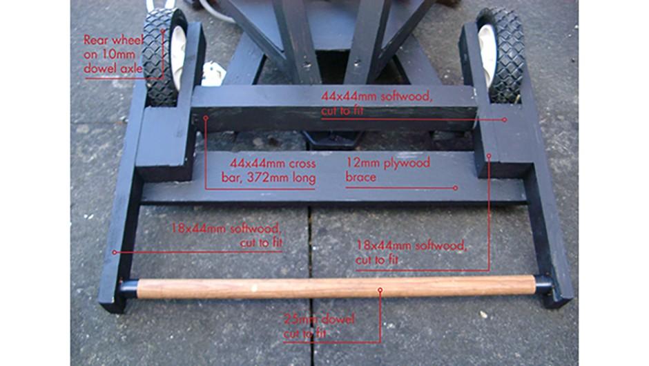 Trolley Step 5