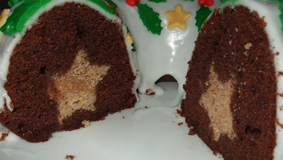 SC cut cake