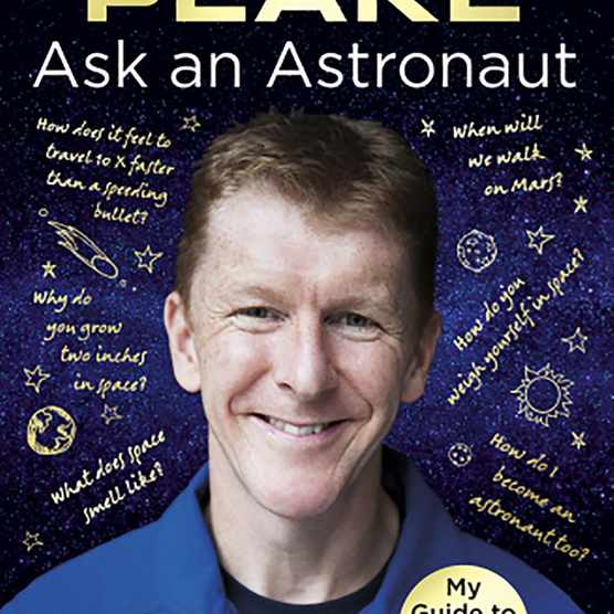 Ask an Astronaut is published by Century on 19 October 2017