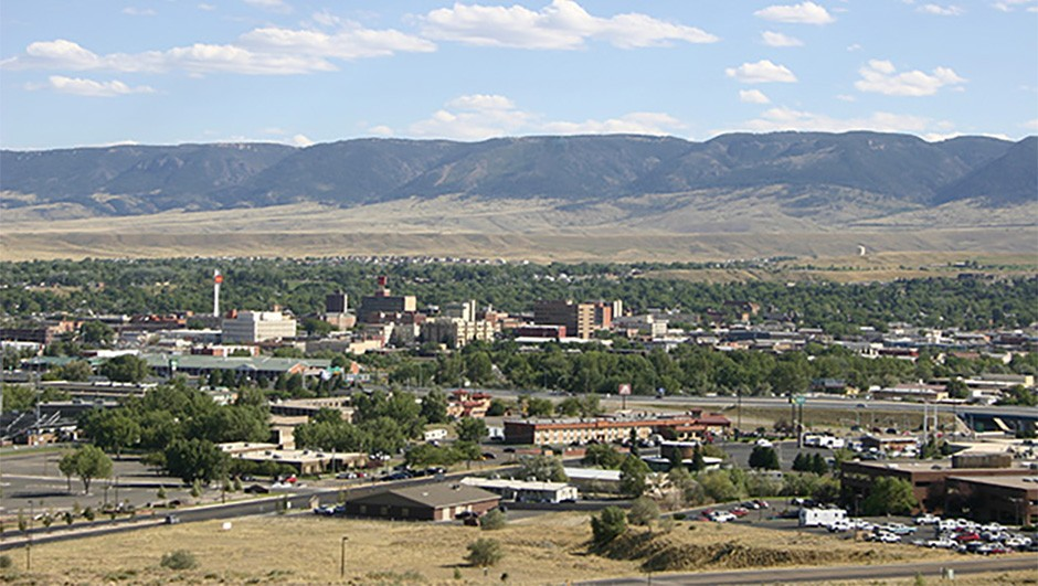 Casper, Wyoming will host hundreds of astronomers.© Real America
