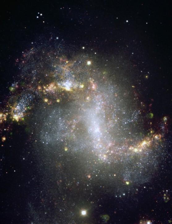 10 - NGC 1313