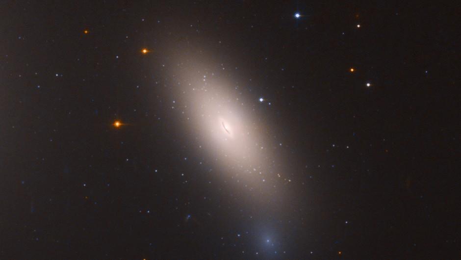 Credit: NASA, ESA, M. Beasley (Instituto de Astrofísica de Canarias), and P. Kehusmaa