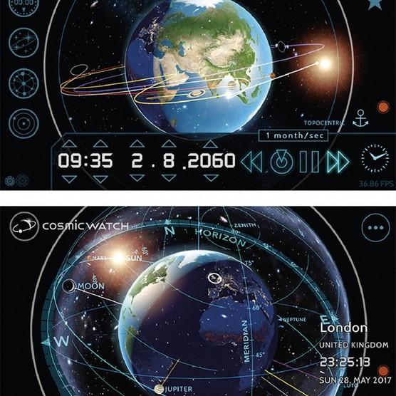12 - Cosmic Watch
