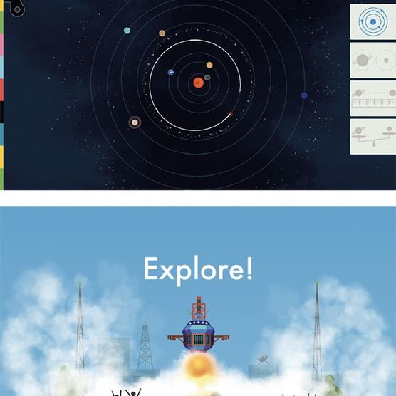 15 - space app