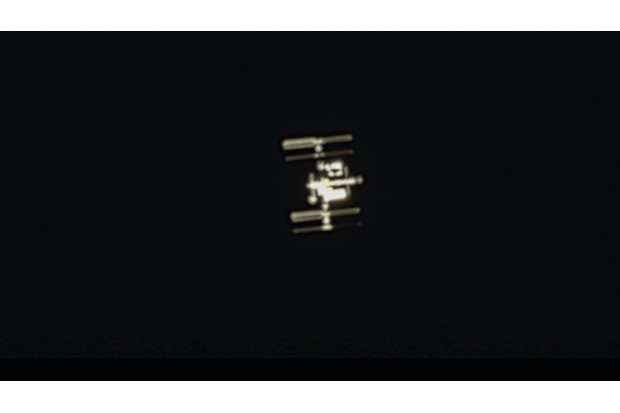 Int-Space-Station 50 stacked frames