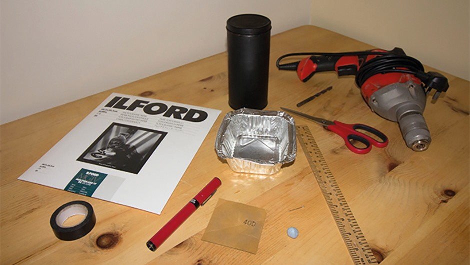 How To Solargraphy tools-maerials IMG_2372