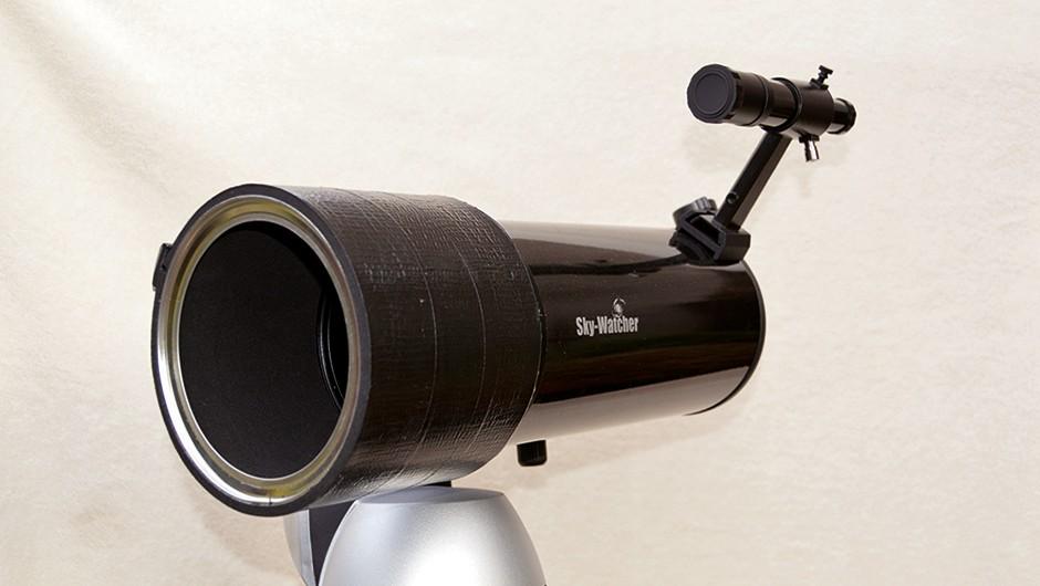 Make-telescope-dew-shield