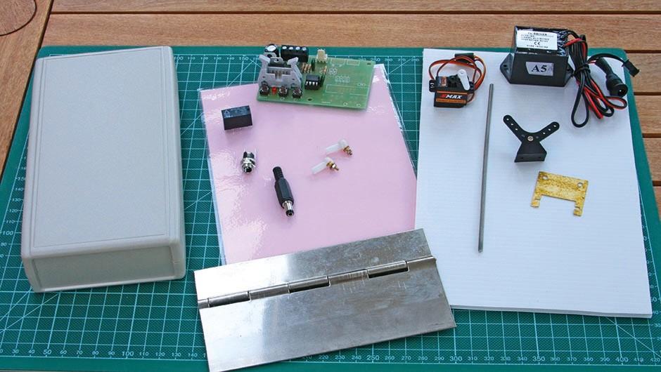 tools and materials