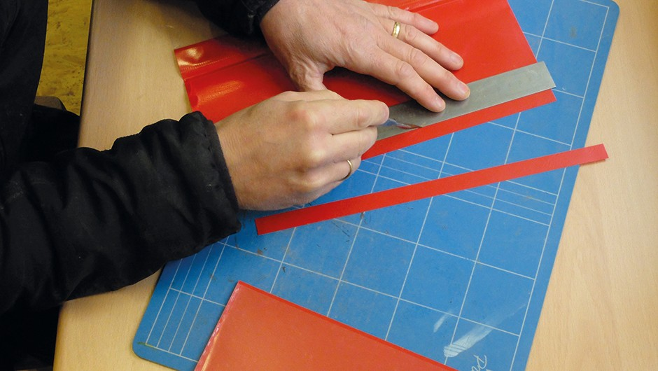 1 cutting strips