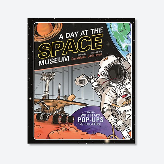 10 - Day in Space Museum cover