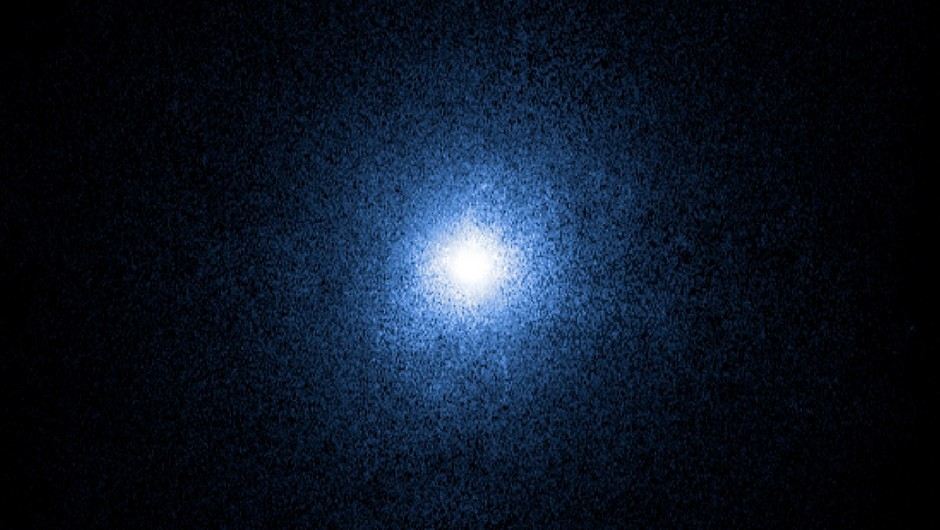 Cygnus X-1, the first black hole ever confirmed by humanity, imaged here by the Chandra X-ray Observatory. Credit: NASA/CXC/SAO
