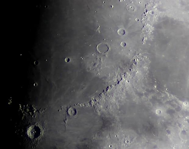 Montes Apenninus, by Andrew Houghton.