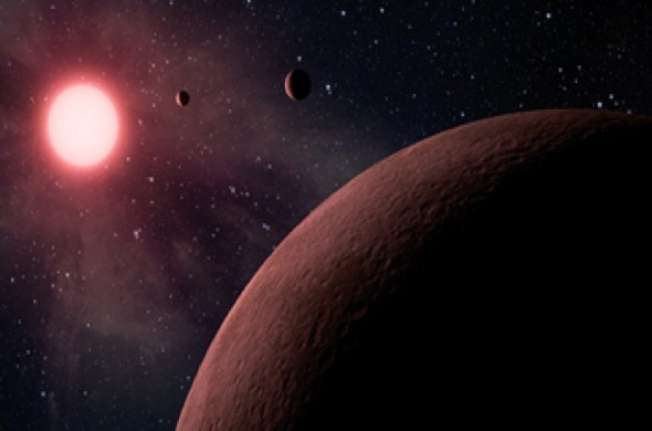 New find suggests Earth-like planets may be commonplace in the Galaxy