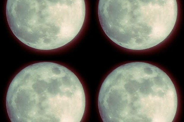 Lucky shot of the strawberry moon - skyatnightmagazine